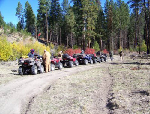 Tips for Responsible ATV Riding