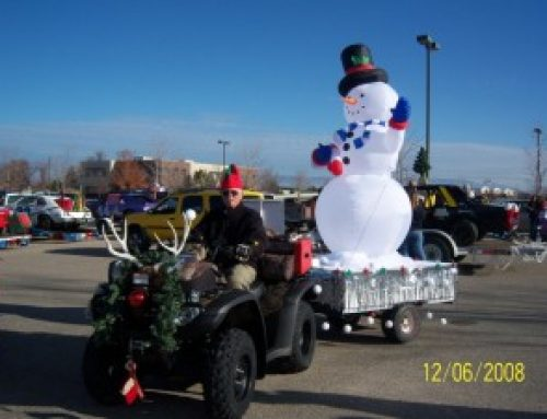 Fri Dec 2 – TONIGHT – Annual Winter Lights Parade in Meridian