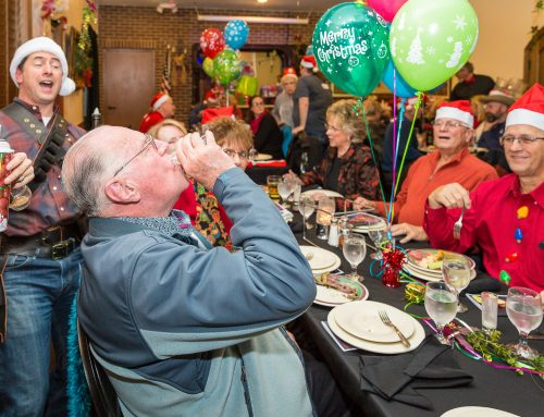 Christmas Party – HUGE SUCCESS!!!!