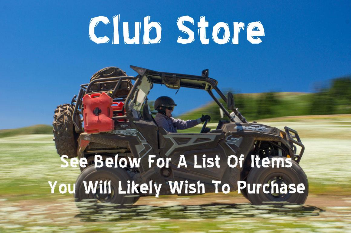Boise ATV Club Store