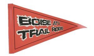 Boise ATV Club Flag
