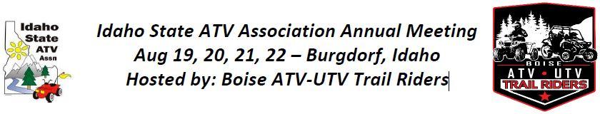 Idaho State ATV Association